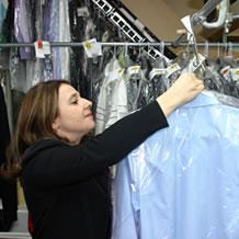 Nettoyage de robe de mariee quebec